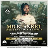 Mr Blanket 60th Birthday Session Selections From PASTER MLUU