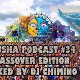 ShuSha Podcast #34 Passover Edition Mixed By DJ Chimino