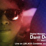 Danii Deep a.k.a Biotronik Live on @BLACK Condesa, México City 2013. Podcast 007