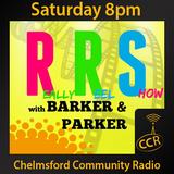 The Really Reel Show #RRS - @ReelShowCCR - Barker & Parker - 01/08/15 - Chelmsford Community Radio