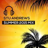 Stu Andrews - Summer 2015
