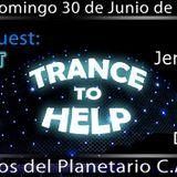 Live @ Trance To Help 30.06.2013