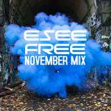ESEE FREE NOVEMBER MIX