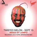 005 Twisted Melon // Sept 2015 // BPM, The NEC, Birmingham
