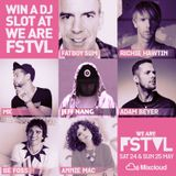We Are FSTVL 2014 - Jeff Nang