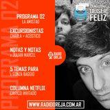 LA MAQUINA DE SER FELIZ - PROGRAMA 002 #LaAmistad