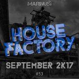 Marinus - House Factory | September 2017