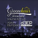 Groovehaus Sessions Vol. 25: FKAlways Tribute w/ Kevin Bumpers on D3EP Radio 3/26/15