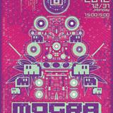 LIVE at Mogra - DJ Shimamura with MC Stone 12.31.2012