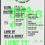 Land of Milk & Honey Leons mix / Horse and Groom Easter Thursday 13/4  promo mix