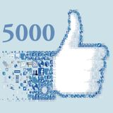 5000 Facebook Likes Mix