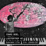 Luistertrip #3 w/ Jonas Boel for We Are Various | 17-05-20