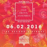 James Bailey live at the Old Skool Assembly 2nd Birthday feat. Seb Fontaine. 6 February 2016