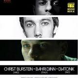 Christ Burstein @ Boveda (Mumbai - India) - 16.11.2014
