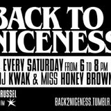 Back To Niceness 09/03/13