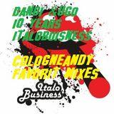 Dandi & Ugo vs piatto luglio 2015 celebrate 10th years Italo Business