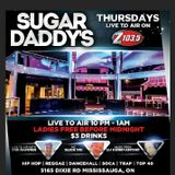 DJ Constantine Live On Z103.5 FM @ Sugar Daddys - Dancehall Soca Sets 04-06-17