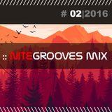 :: nitegrooves mix | Deep House, Tech House & Progressive House | 02/2016