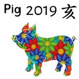 Chinese New Year & Songs About Pigs - 8 FEB 2019