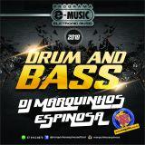 Set Drum n Bass 2018 by DJ Marquinhos Espinosa