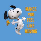 9th October 2019 Makes You Feel Like Moving