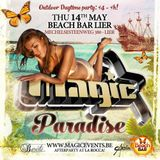 Cemode @ Magic Paradise Outdoor, 14/05/2015, Beachbar Lier