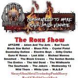 The ROXX Show Hard Rock Hell Radio 26 March SleazyGlamMetalTrashedupBluesyPunkRockN'Roll&ClassikRock