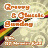 Groovy & Classic Sunday #004 Guest - DJ Anna C