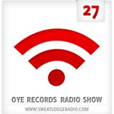 OYE Records Radio Show feat. Gilbert Graef from BOX AUS HOLZ