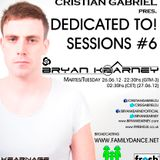 Dedicated To! Sessions #6 - BRYAN KEARNEY - by Cristian Gabriel (26.06.2012)