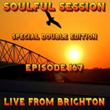 Soulful Session, Zero Radio 1.4.17 (Episode 167) LIVE From Brighton with DJ Chris Philps