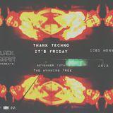 Iced Monkey - Thank Techno It's Friday // 13 Nov 2015 // The Humming Tree // Closing Set