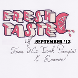 Kramos & MC Tank Pumpin' - Fresh Taste of September '13