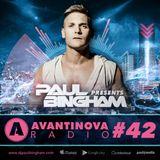 #42 PAUL BINGHAM - AVANTINOVA RADIO