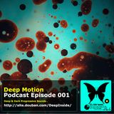 Deep Motion Podcast 001