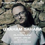 Graham Sahara - Pioneer DJ's Playground