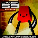 Dance Machine 5000 Podcast Episode 59: Industrial, EBM, Synthpop, Electro, Dance