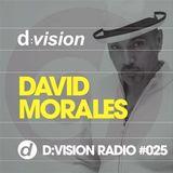 David Morales d:vision Radio Guest Mix #025 - 2015.09.18