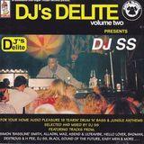 DJ SS - DJ's Delite Volume 2 1995.