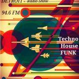 Podcast 44 - Techno Radio Desde Las Ruinas de Detroit    Kefimba Mixing Chapter 1 www.onadesants.cat