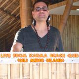 DJ Aaron James - Live from Karma Beach Club, Gili Meno Island (Indonesia) _ Deep House, Nu Disco
