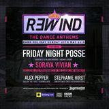 Friday Night Posse - R3WIND The Dance Anthems Mixtape Vol.1