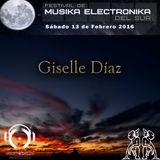 Giselle Díaz @ Festival de Música Electrónika del Sur 2016 (Ancud-Chiloe)