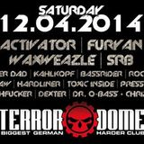 Rocky Montana -live@Terrordome invites SRB 12.04.2014