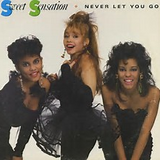 SWEET SENSATION - HOOKED ON YOU - TAKE IT WHILE IT'S HOT - NEVER LET YOU GO 80'S 90'S  FEMALE MIX