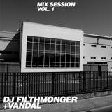 Red Alert - Mix Session Vol 1 - The Vandal + djfilthmonger - July 2016