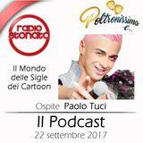 Poltronissima e ... - 3x02 - Paolo Tuci - 22.09.2017