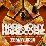 FrenchFaces @ Harmony of Hardcore 2018