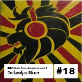 """Freestyle Music Juice #2.18_Tribute """"From Jamaica To...."""" part 2_Paranoise Radio_1.4.2015"""