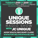 Unique Sessions - 136 - 25th April 2017